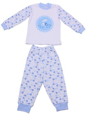 Пижама: джемпер и брюки | 5246893