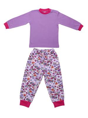 Піжама: джемпер і штани | 5246896