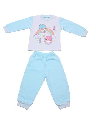 Пижама: джемпер и брюки | 5246897