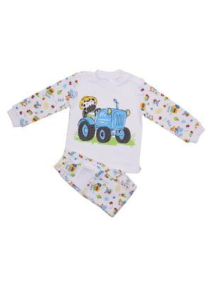 Пижама: джемпер и брюки | 5246899