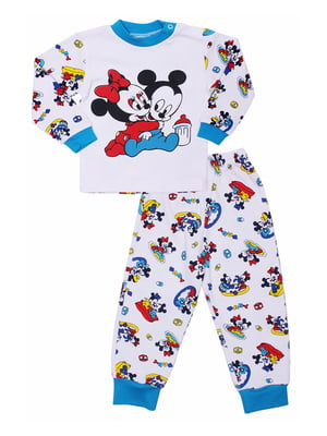 Пижама: джемпер и брюки | 5246909
