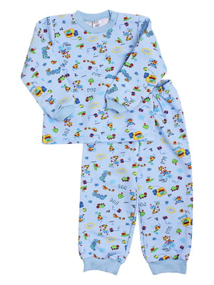Пижама: джемпер и брюки   5246912