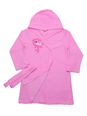 Халат рожевий | 5247592