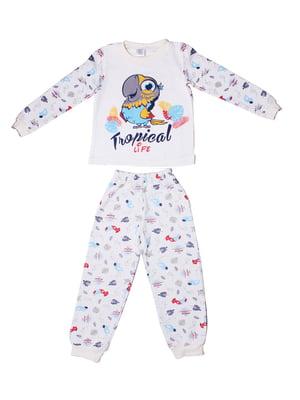 Пижама: джемпер и брюки | 5247605