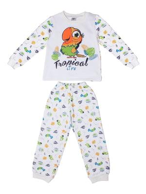 Пижама: джемпер и брюки | 5247606
