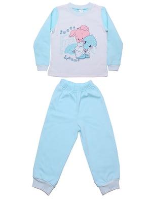 Пижама: джемпер и брюки | 5247618