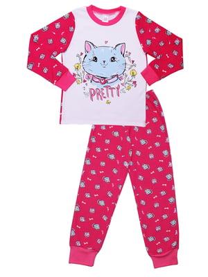 Пижама: джемпер и брюки   5247620