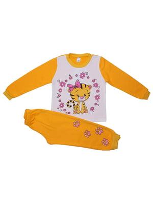 Пижама: джемпер и брюки | 5247641