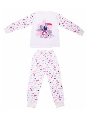 Пижама: джемпер и брюки | 5247642