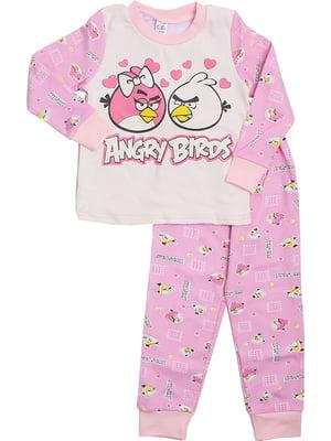 Пижама: джемпер и брюки | 5247653