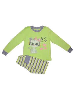 Пижама: джемпер и брюки | 5247657