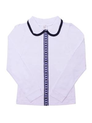 Блуза біла | 5247859