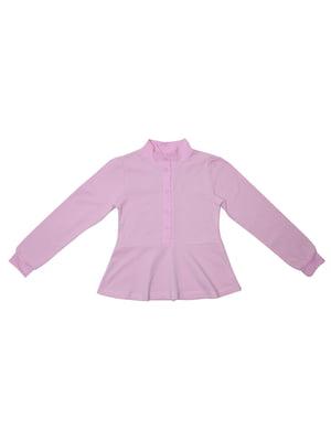 Блуза рожева | 5247864