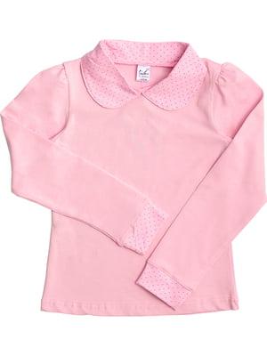 Блуза розовая | 5247887
