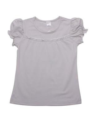 Блуза сіра | 5247912