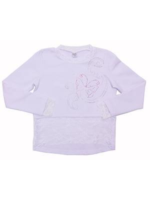 Блуза біла | 5247932