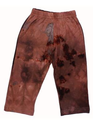 Штани коричневі | 5247970