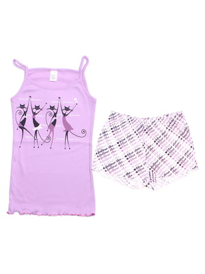 Комплект: майка и шорты | 5248070