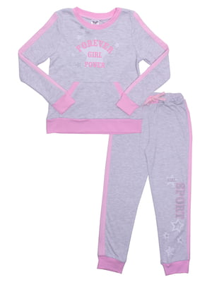 Комплект: джемпер і штани | 5248108