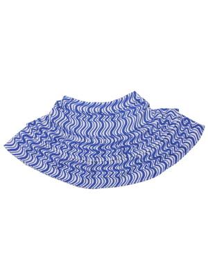 Юбка синяя | 5248119