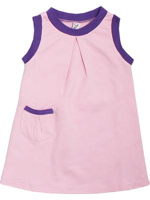Сарафан розовый | 5248167