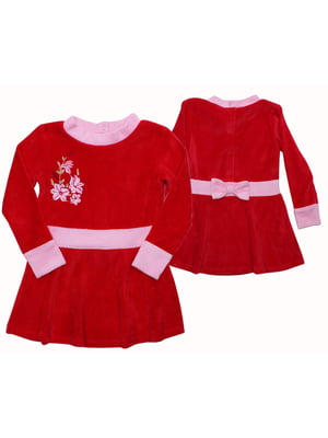Платье красное | 5248225