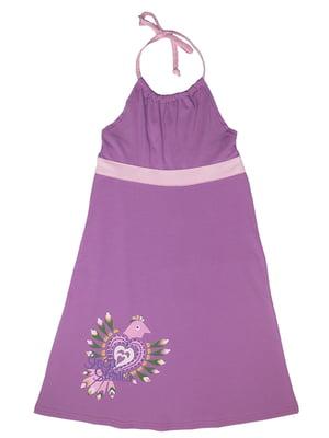 Сарафан фиолетовый | 5248995