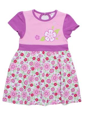 Платье фиолетовое | 5248998
