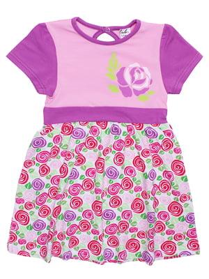 Платье фиолетовое | 5248999