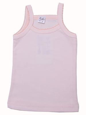 Майка розовая | 5249102