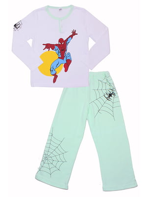 Пижама: джемпер и брюки | 5249178