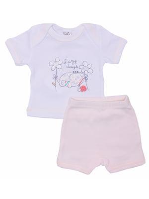 Комплект: футболка і шорти | 5249184