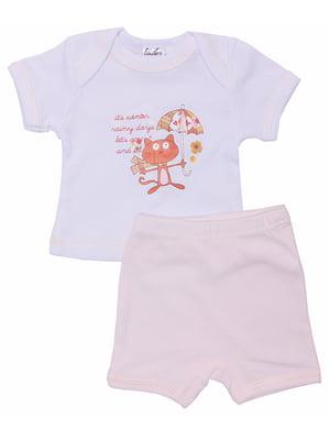 Комплект: футболка і шорти | 5249190
