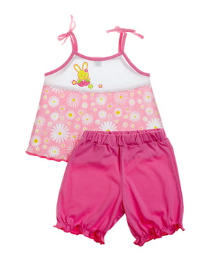 Комплект: майка и шорты | 5249266