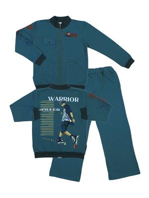 Комплект: кофта и брюки | 5249296