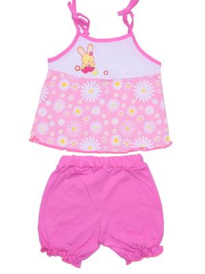 Комплект: майка и шорты | 5249339