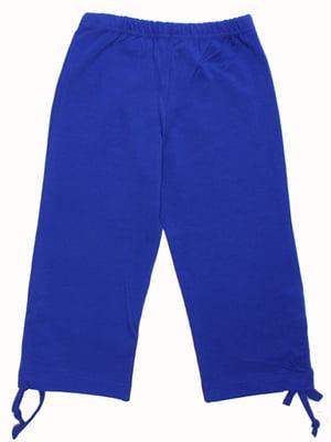 Брюки синие | 5249671