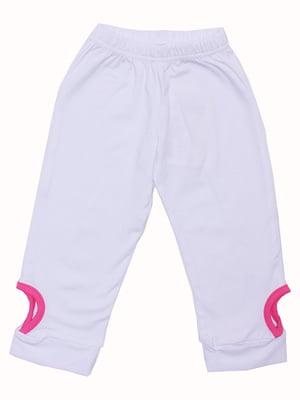 Штани білі | 5249708