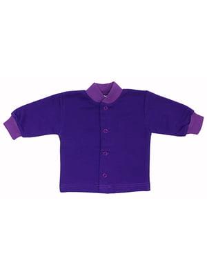 Кофточка фиолетовая | 5249777