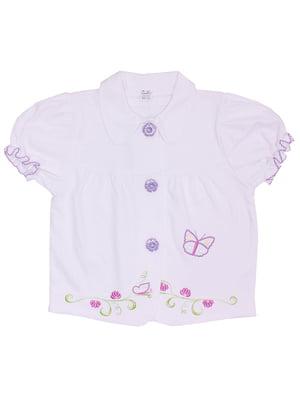 Блуза біла | 5249815