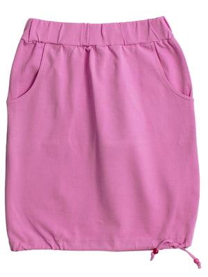 Юбка розовая | 5249874