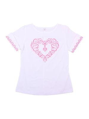 Блуза біла | 5249907