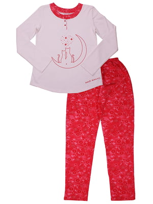 Пижама: джемпер и брюки   5249939