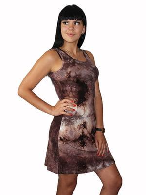 Сукня коричнева | 5249998
