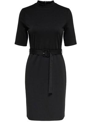Платье черное | 5200900