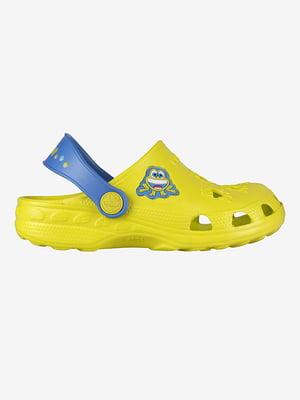 Сабо желтые - Coqui - 5251424