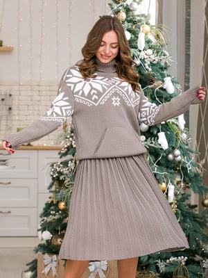 Комплект: юбка и гольф - GUASH - 5251677