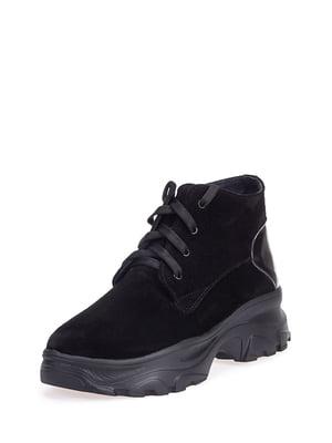 Ботинки черные   5229731