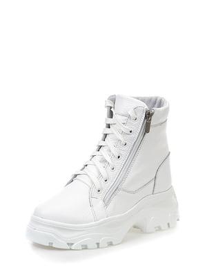 Ботинки белые | 5243672
