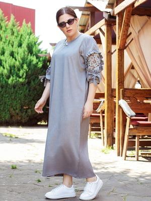 Сукня сіра | 5252148
